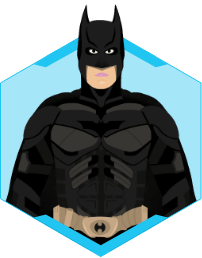 Batman by Numbers - Vanquis Bank Ltd